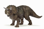 Papo Triceratops Model Toy Dinosaur Figure