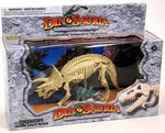 SPECIAL OFFER Triceratops Skeleton Dinosaur Bones Skeleton Kit, 9.5""