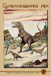 "SPECIAL OFFER: Tyrannosaurus rex with babies Poster 36"" x 24"""