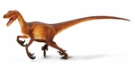 Velociraptor Safari Ltd Dinosaur Scale Model 8.4 inch