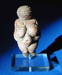 Venus of Willendorf, 4""