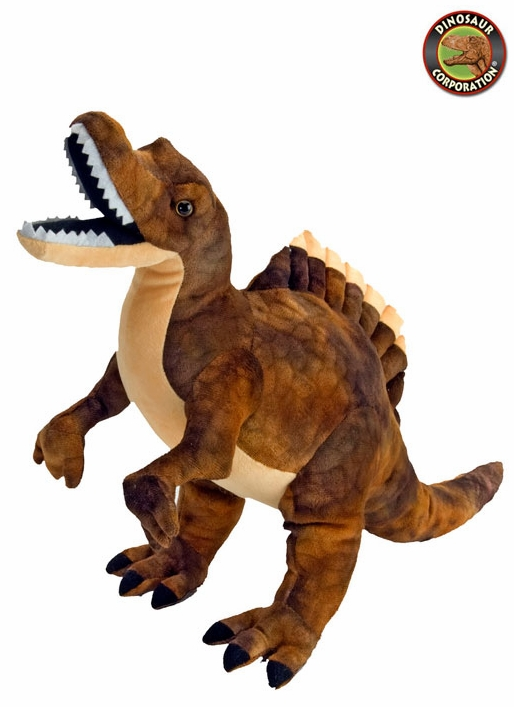 3bb0a57893b Wild Republic Large Spinosaurus Plush Dinosaur Stuffed Toy