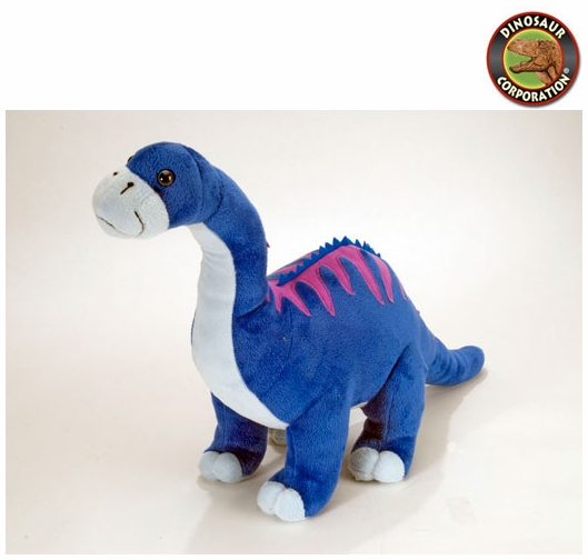 e4efc22c609 Wild Republic Brachiosaurus Dino Plush Soft Touch Stuffed Dinosaur Toy