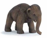 Woolly Mammoth Baby Schleich Mammal Scale Model