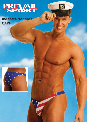 Capri-Stars N Stripes