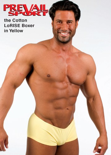 Cotton LoRise Boxer