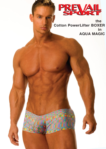Cotton PowerLifter Boxer