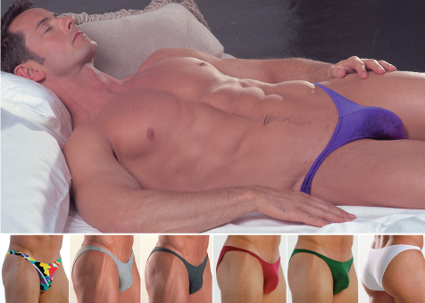 Cotton String Brief Week's Pak