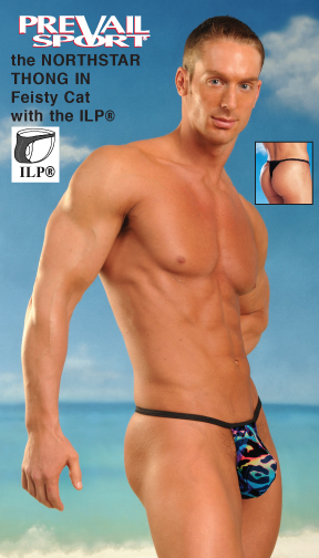 ILP® North Star Thong