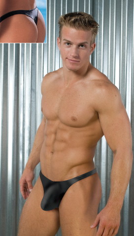 PowerLifter Thong Brief