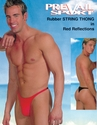 Rubber String Thong