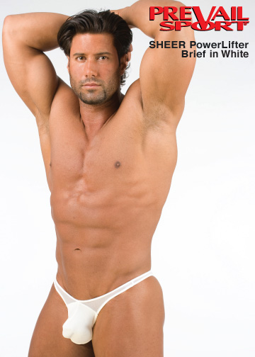 Sheer PowerLifter Brief
