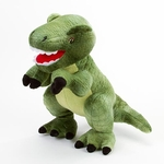 "10"" Dash Plush Dinosaur"