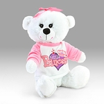 "10"" Little Princess T-Shirt Bear"