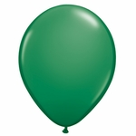 "11"" Green Latex Balloons"