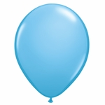 "11"" Pale Blue Latex Balloons"