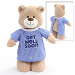 "13"" Get Well Soon Bear"