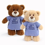 "13"" Standing Get Well Soon Plush Bear"