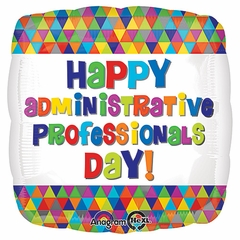 17 administrative professionals day helium savers balloon