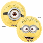 "17"" Despicable Me Minion Helium Savers Balloon"
