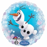 "17"" Frozen Olaf Helium Savers Balloon"