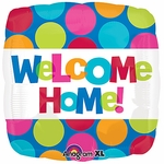 "17"" Welcome Home Helium Savers Balloon"