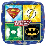 "17"" Justice League Helium Saver Balloon"