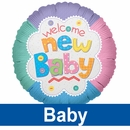 "17""/18"" Baby Balloons"