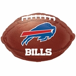 "18"" NFL Buffalo Bills Football Balloon"