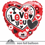 "18"" Love GelliBean Balloon"