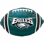 "18"" Philadelphia Eagles Team Colors Balloon"