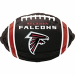 18'' Standard Atlanta Falcons Team Colors Balloon