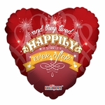 "18"" SV Love Fairytale Balloon"