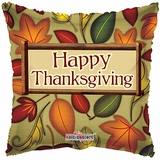 "18"" Thanksgiving Leaves Balloon"