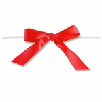 """2"""" Red Small Bow"""