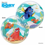 "22"" Finding Dory Bubble Balloon"