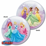 "22"" Princess Royal Debut Bubble Balloon"