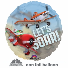 "26"" Disney Planes! See-Thru Balloon"