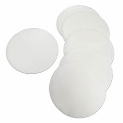 """3.5"""" Round Plastic Candy Ball Disc"""