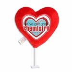 "5.5"" Chemistry Plush pick"