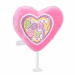 "6"" Baby Girl Plush Pick"