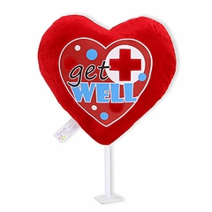"6"" Get Well Plush Pick"