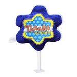 "6"" Thank You Plush Pick"