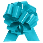 Extra Large Teal Pull Bow