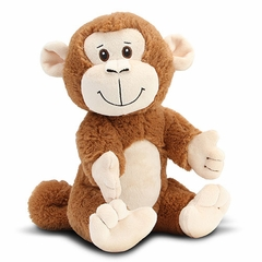 "9.5"" Minka Plush Monkey"