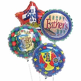 """9"""" Father's Day Air-Filled Balloons"""