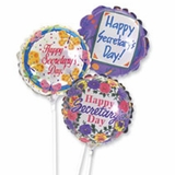 """9"""" Secretary's Day Air-Filled Balloons"""