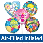 Air-Filled Inflated