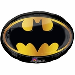 Batman Emblem Shape Balloon