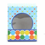 Dot with Stars Rectangle Window Box